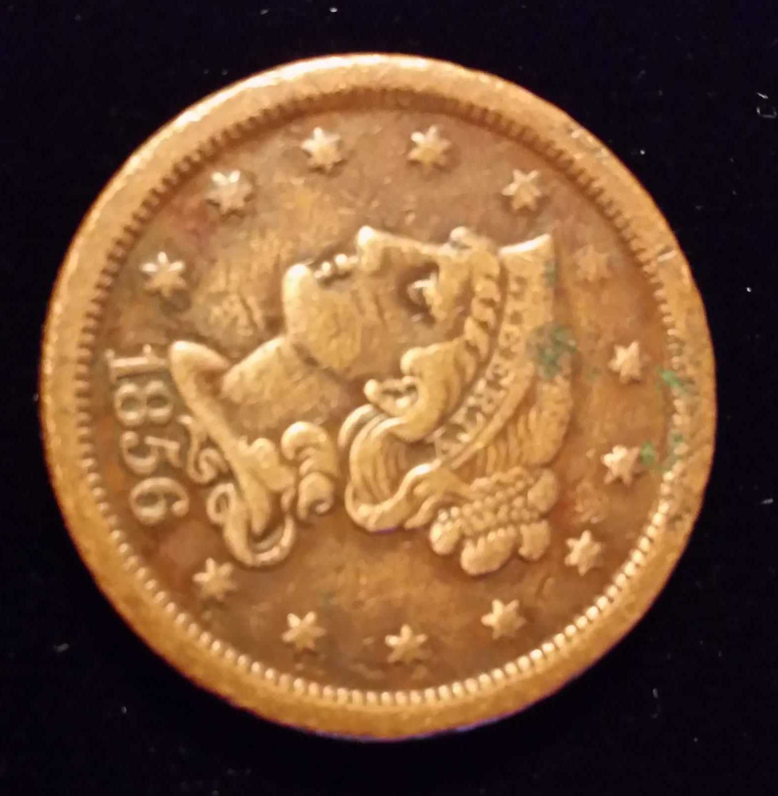 Coin Collection For Sale >> Coin Collection Usa Edition 1856 One Cent